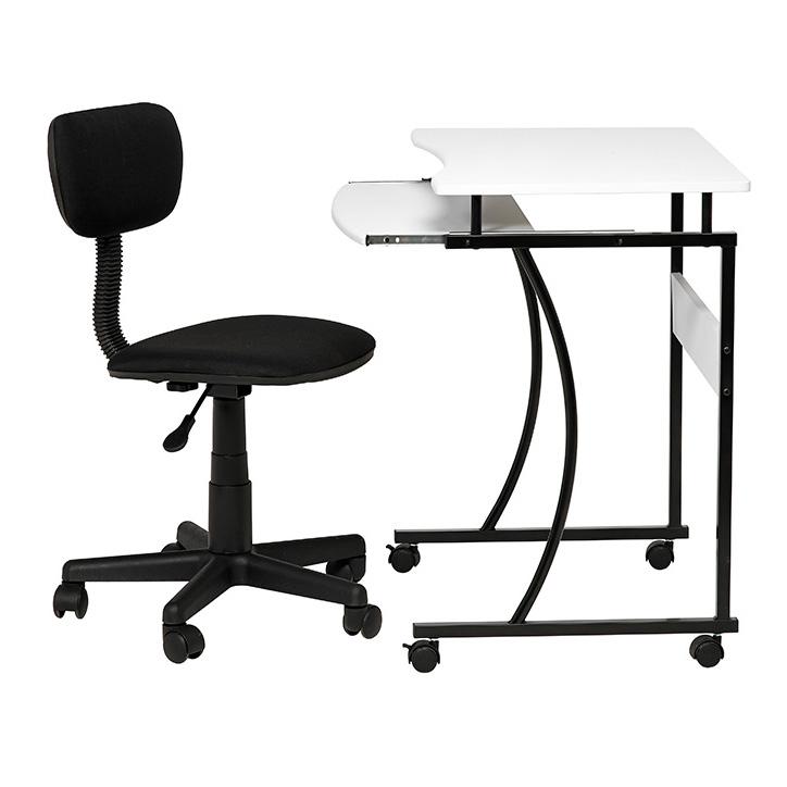 Mix datorbord med stol vit svart 669 kr Trendrum se