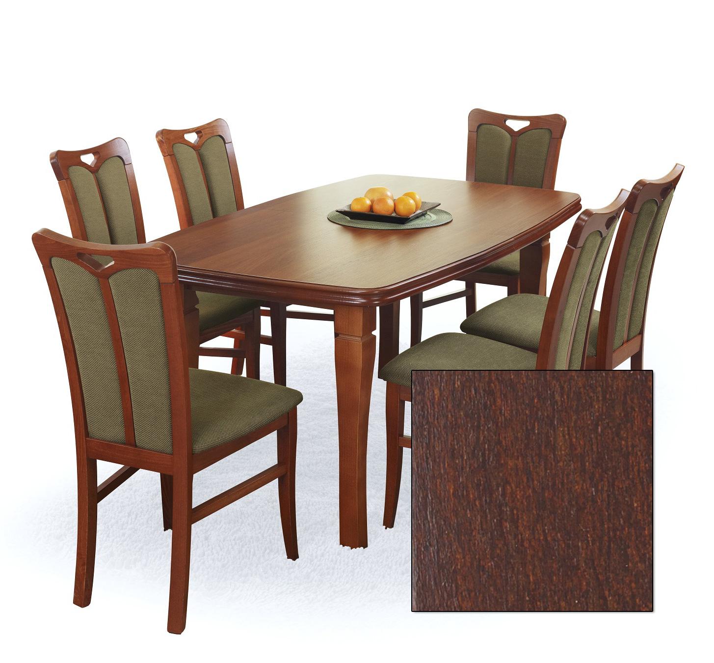 Gavin matbord förlängningsbart 160 200 cm Mörk valnöt 2495 kr Trendrum se