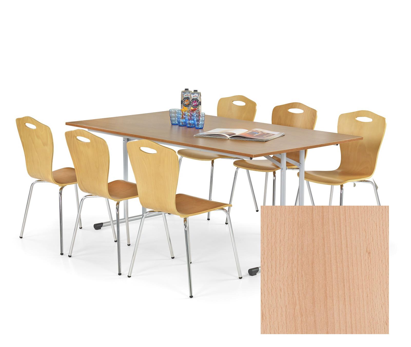 Konferens bord fällbart 180 cm bord Bok 1995 kr Trendru
