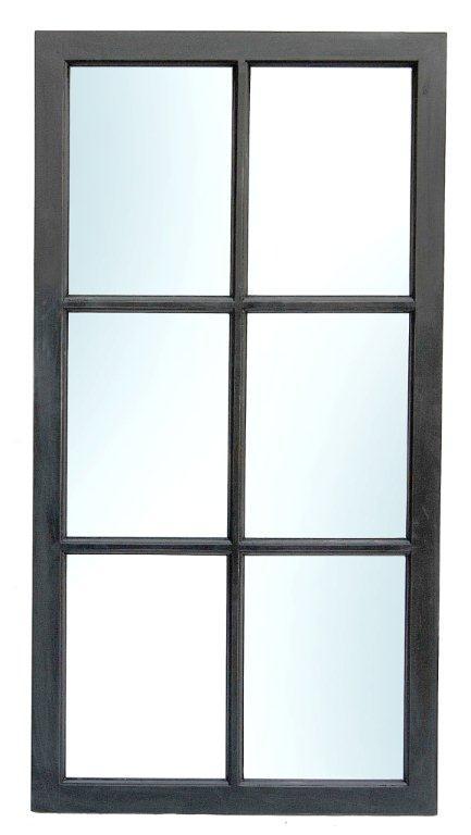 Spegel Oxford Svart 1095 kr Trendrum se