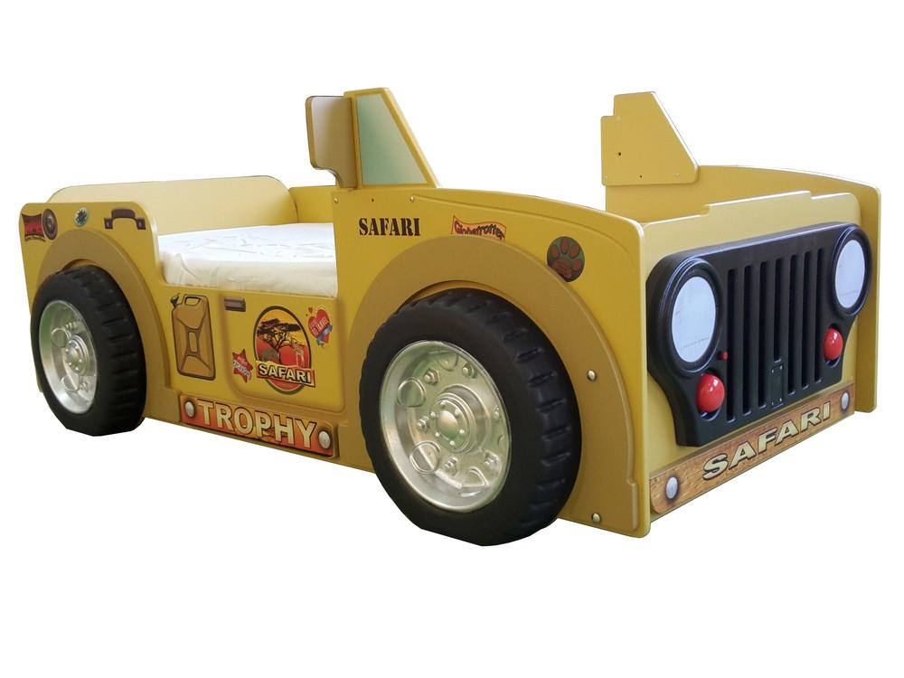 Jeep safari barnsäng Gul 3395 kr Trendrum se