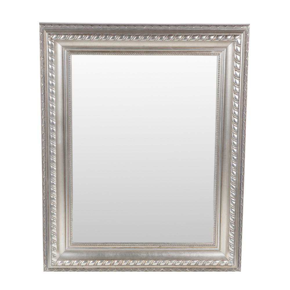 Gimle spegel Silver trä 30×40 cm 489 kr Trendrum se