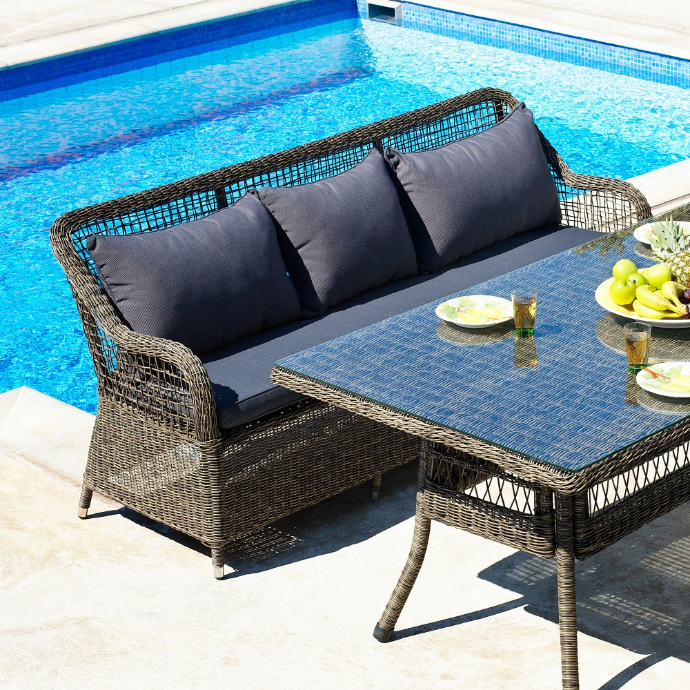 cairo 3 sits soffa inkl gr dynor 7195 kr. Black Bedroom Furniture Sets. Home Design Ideas