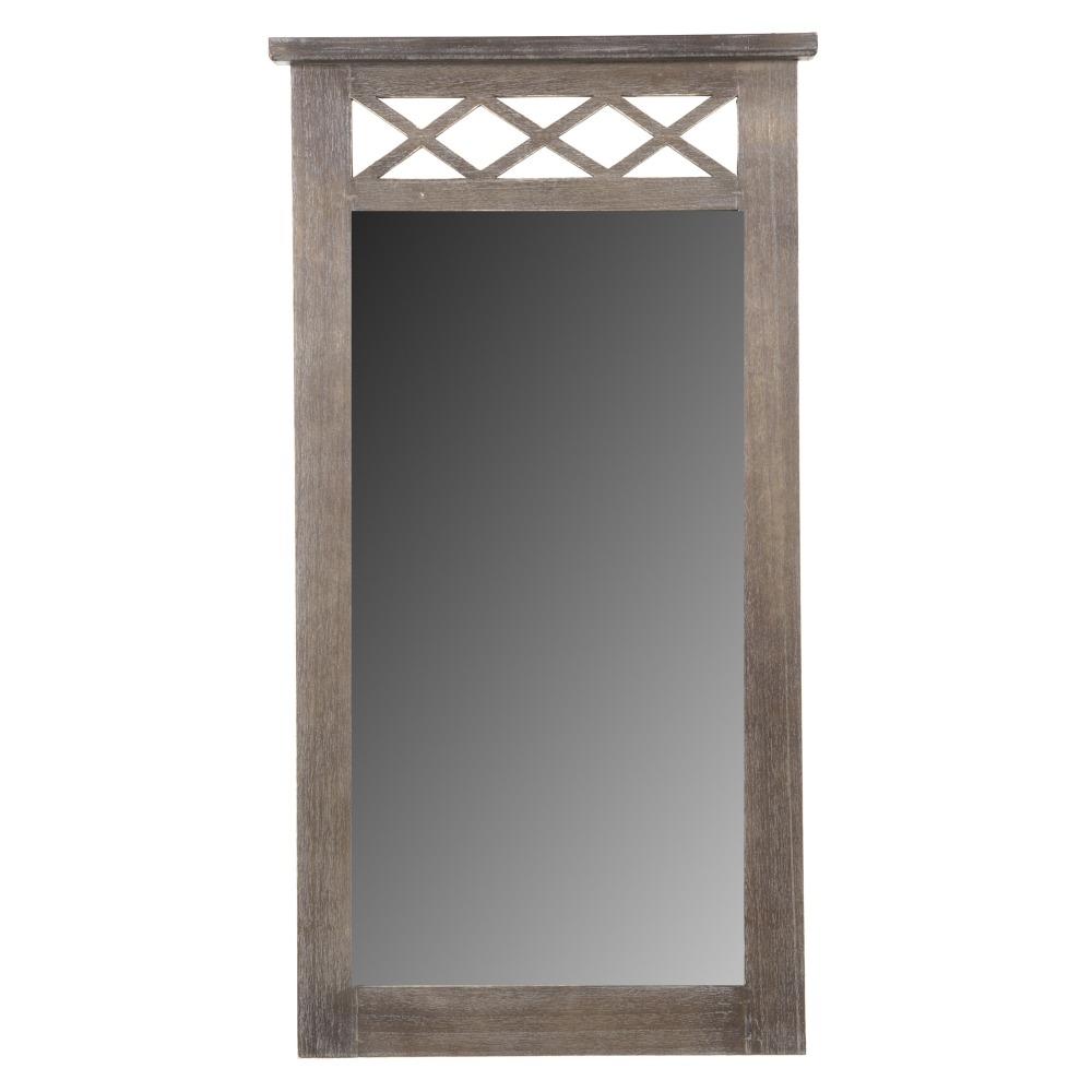 Hedda spegel Antik grå 569 kr Trendrum se