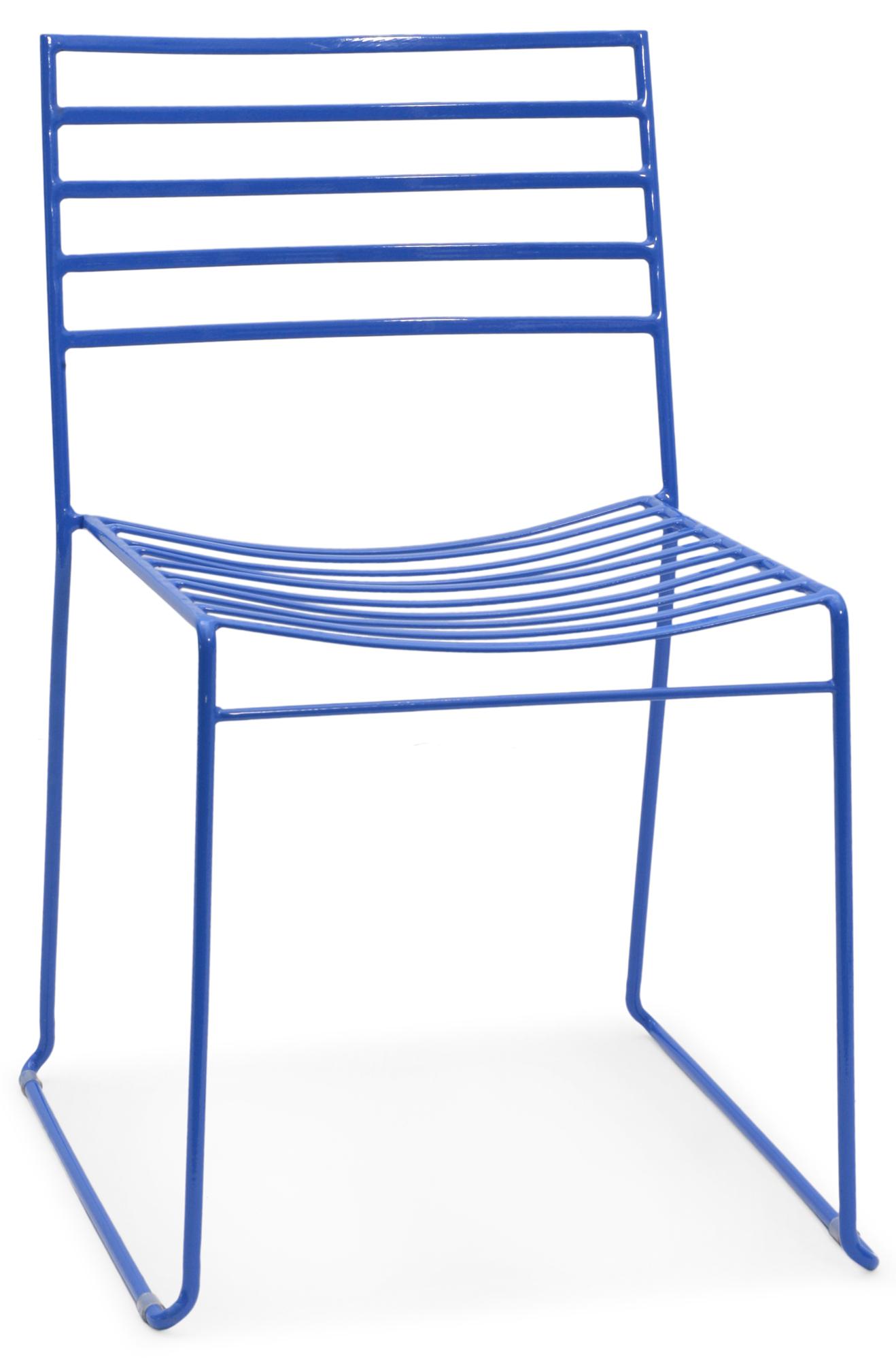 Lövås stapelstol blå 779 kr Trendrum se