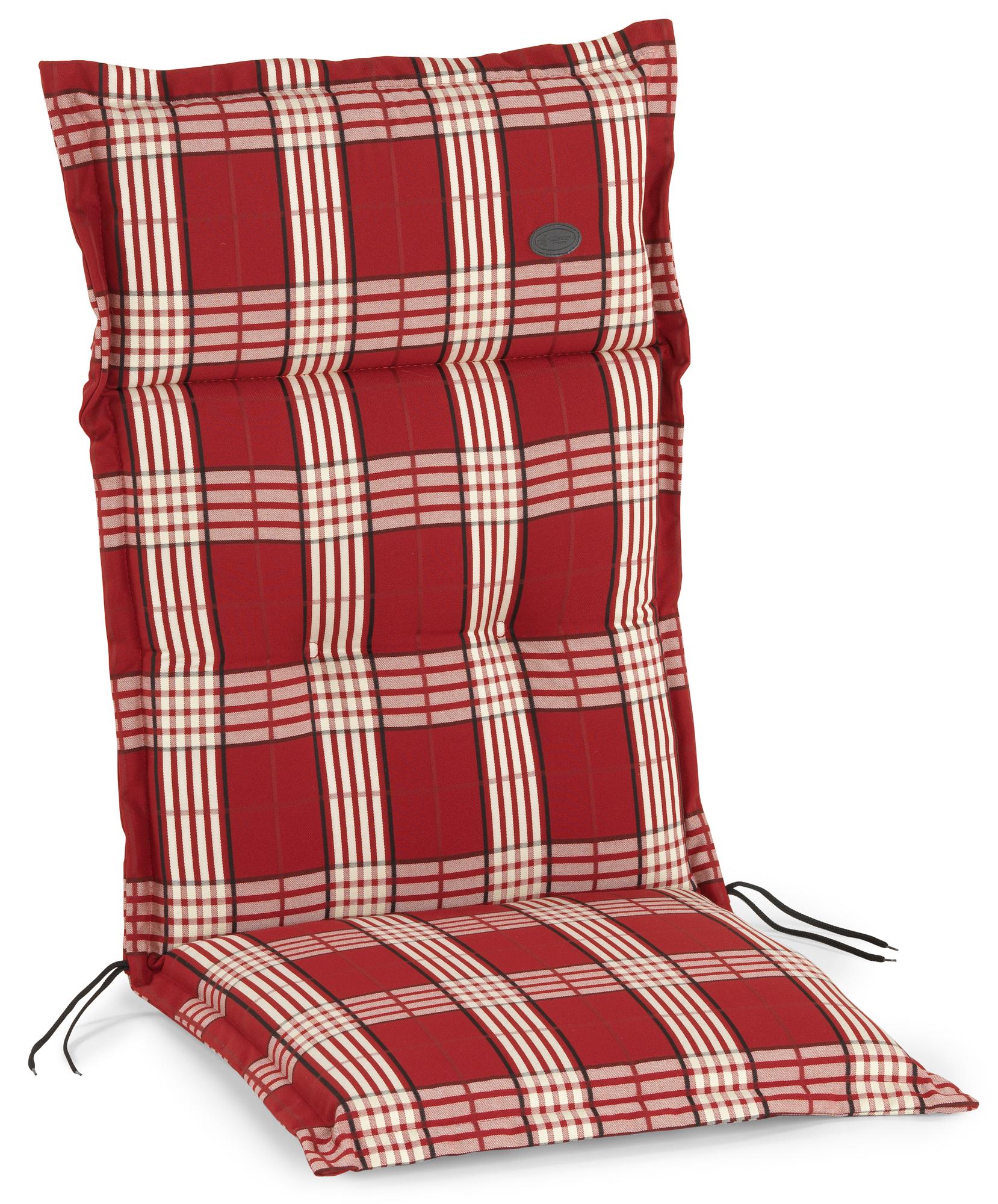 Milano dyna XL röd vit rutig 599 kr Trendrum se