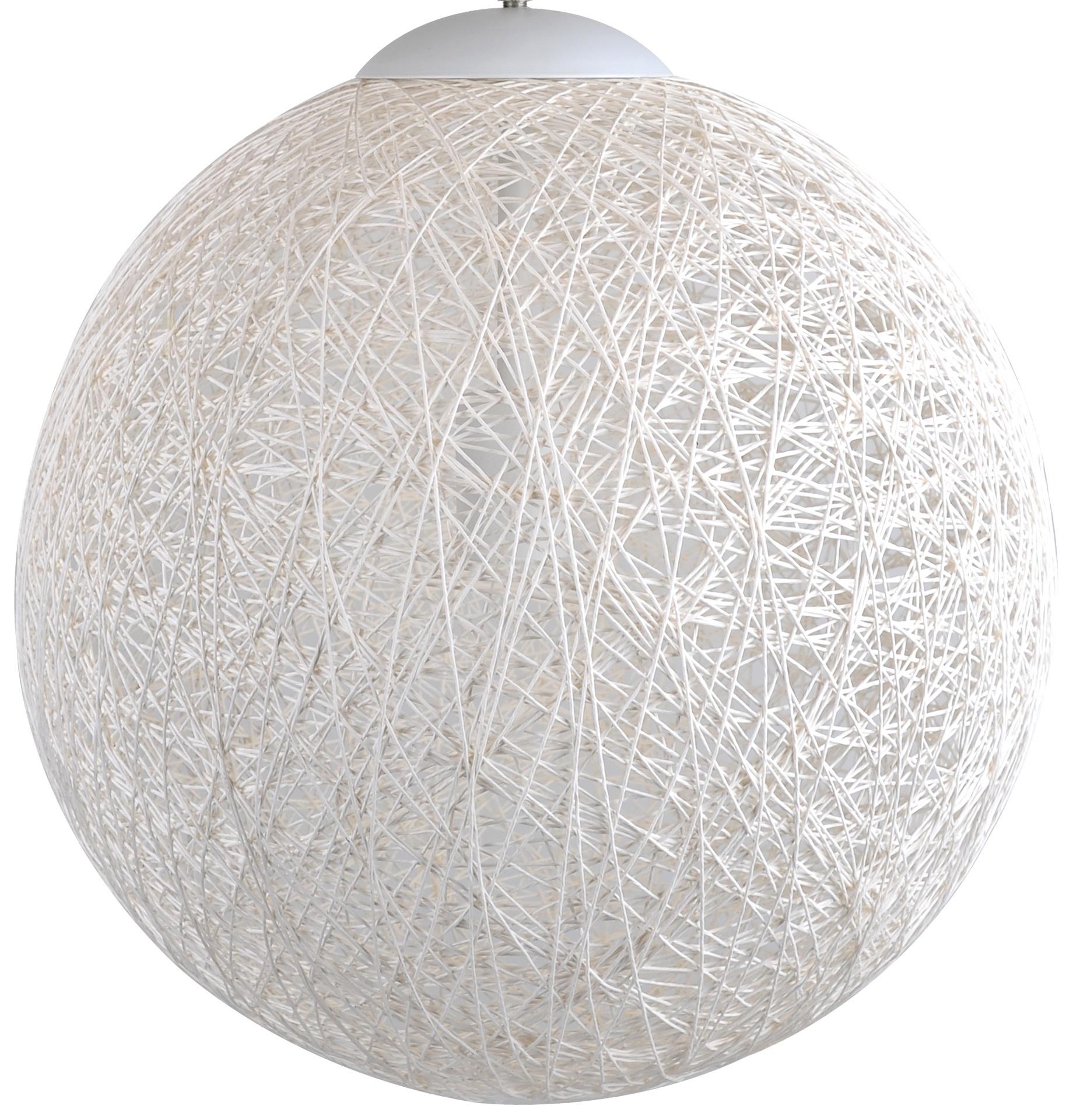 BALL 60 taklampa Vit 995 kr Trendrum se