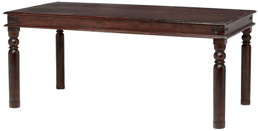 East matbord 180×90 cm runda ben 3095 kr Trendrum se