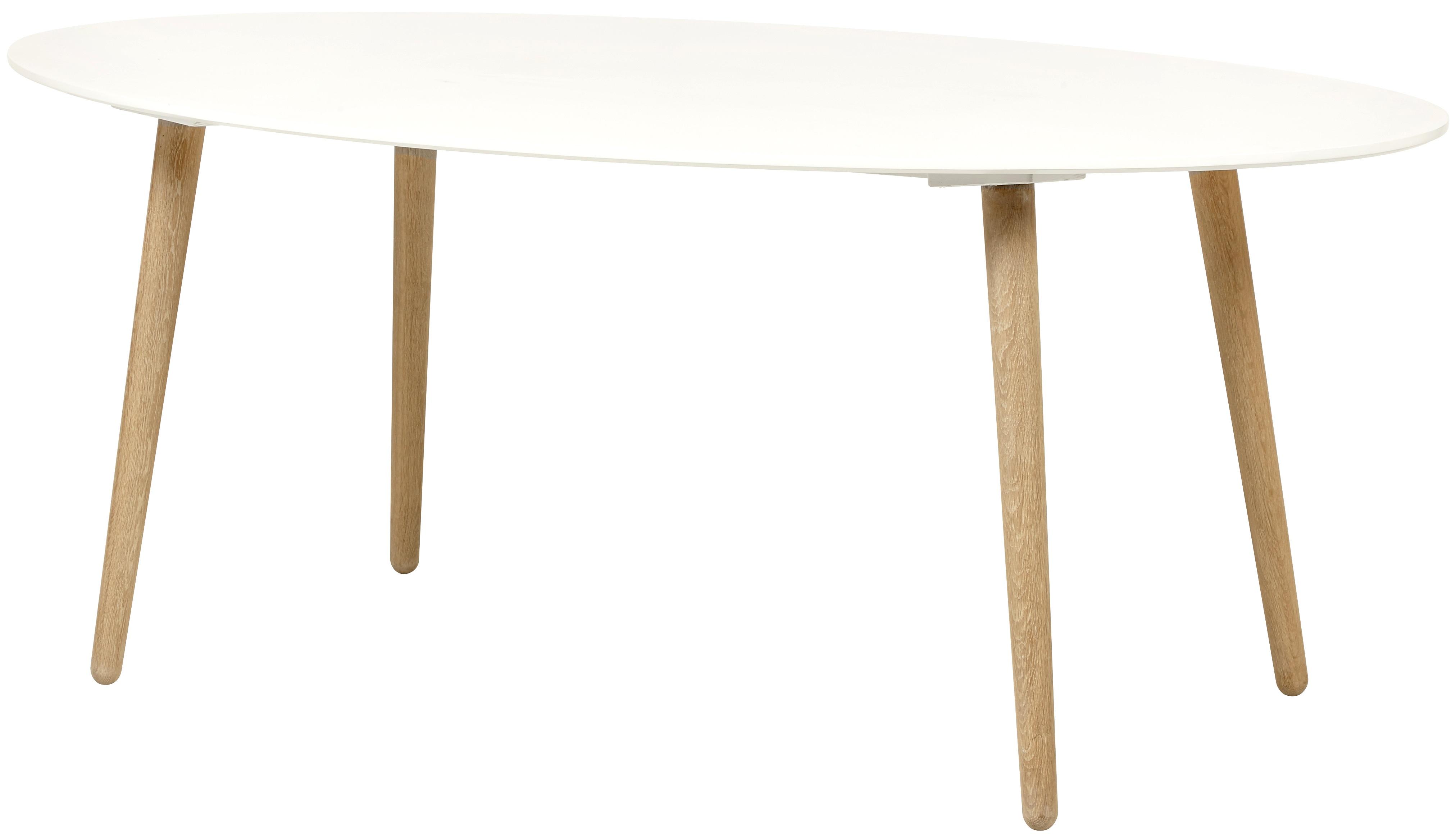 Matbord Whitewash : Vita matbord finns på pricepi