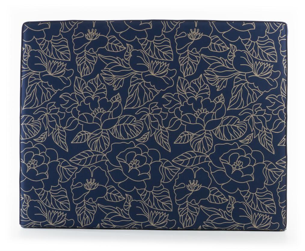 Blå Tulpan sänggavel 180 cm 1390 kr Trendrum se
