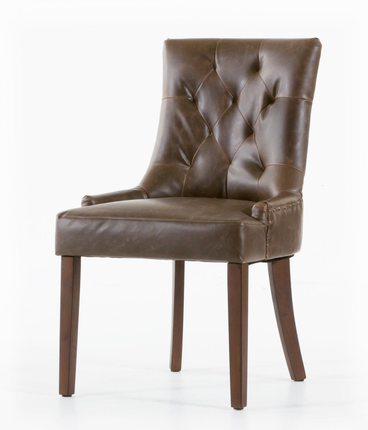 Tuva stol Vintage Läder 995 kr Trendrum se