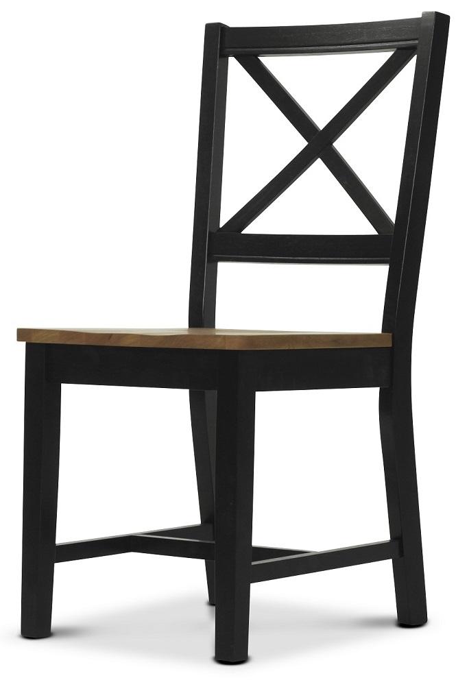 Cross stol Svart ekbets 595 kr Trendrum se