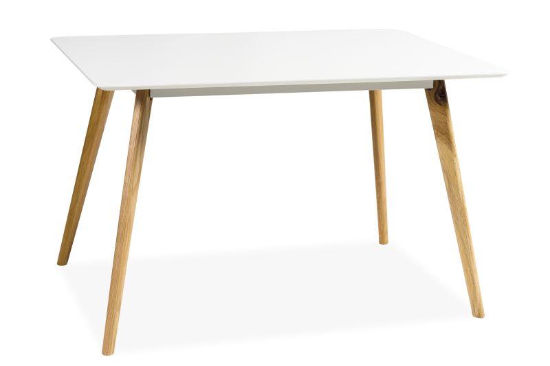 Linköping matbord 120×80 Vit ek 1895 kr Trendrum se
