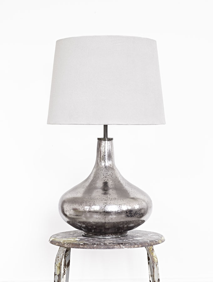 bordslampa silver light 44 849 kr