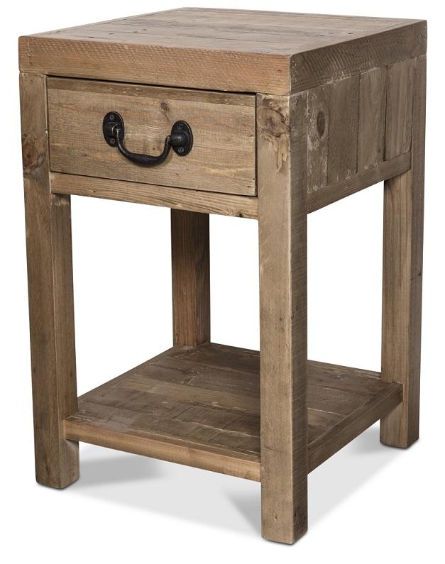 Stonemill sängbord Rustik 1390 kr Trendrum se