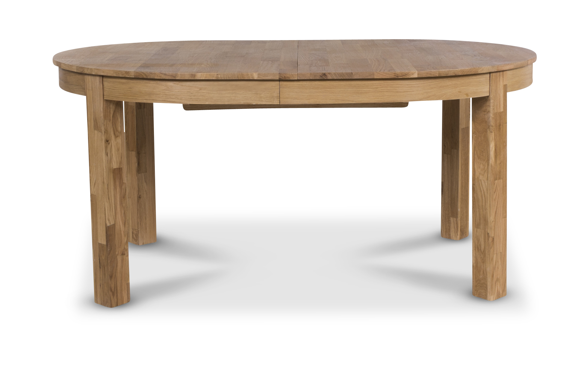Dalarö ovalt matbord 160 205 cm Oljad ek 5490 kr
