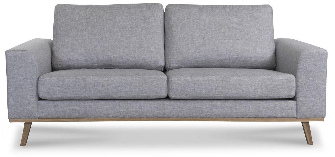 Stockholm 2,5 sits soffa Grå Ek 4990 kr Trendrum se